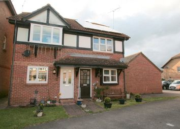 Thumbnail 3 bed semi-detached house to rent in Grassmere Close, Littlehampton