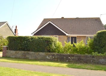 Thumbnail 3 bed detached bungalow for sale in Crossway, Bembridge, Isle Of Wight