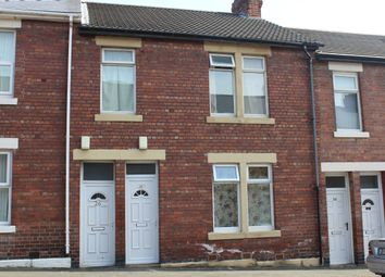 Thumbnail 2 bed flat to rent in Barrasford Street, Howdon, Wallsend