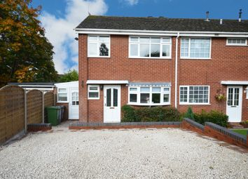 Thumbnail 3 bed end terrace house for sale in Glenwood Drive, Shirley, Solihull