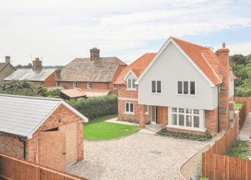 Thumbnail 4 bed detached house for sale in Furneux Pelham, Buntingford