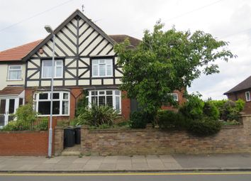 Thumbnail 4 bed semi-detached house for sale in Capron Road, Leagrave, Luton