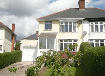 Thumbnail 3 bedroom semi-detached house for sale in New Station Road, Bolsover, Chesterfield