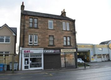 Thumbnail 1 bed flat to rent in Main Street, Bainsford, Falkirk