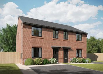 Thumbnail 3 bed semi-detached house for sale in Tiverton Avenue, Leigh