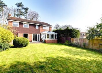 Thumbnail 4 bedroom detached house for sale in Conniston Close, Marlow