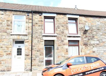 Thumbnail 3 bed terraced house for sale in Llanfoist Street -, Pentre