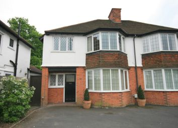 Thumbnail 1 bed maisonette to rent in High Street, Banstead