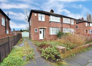 Thumbnail 3 bed semi-detached house for sale in Shrewsbury Road, Sale