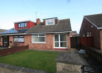 Thumbnail 2 bedroom bungalow for sale in Sherburn Close, Acklam, Middlesbrough