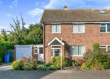 Thumbnail 3 bed semi-detached house for sale in Chapel Close, Great Waldingfield, Sudbury