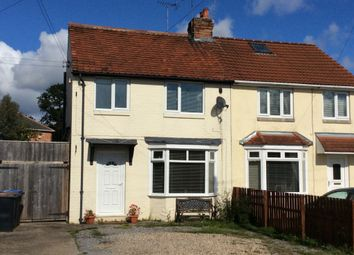 Thumbnail 3 bed semi-detached house to rent in Broadway, Chester Le Street, County Durham