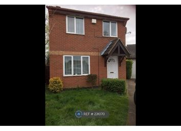 Thumbnail 3 bed detached house to rent in Meadowsweet Road, Leicester