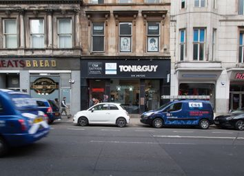 Thumbnail Retail premises for sale in St Vincent Street, Glasgow
