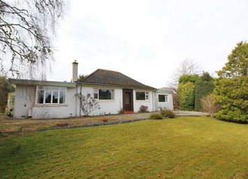 Thumbnail 4 bed detached bungalow for sale in 28, Green Drive, Inverness