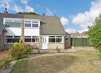 Thumbnail 4 bed semi-detached house for sale in The Paddock, Boroughbridge Road, York
