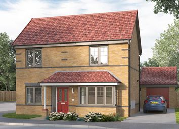 "Thumbnail 4 bed detached house for sale in ""The Kintbury "" at Cranleigh Road, Woodthorpe, Mastin Moor, Chesterfield"