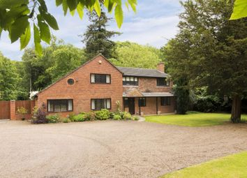 Thumbnail 5 bed detached house to rent in Seven Hills Road, Cobham