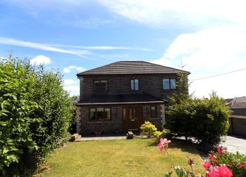 Thumbnail 4 bedroom detached house for sale in Graig Road, Lonlas, Neath, Neath Port Talbot.