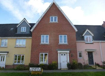 Thumbnail 4 bed property to rent in The Butts, Kenninghall, Norwich