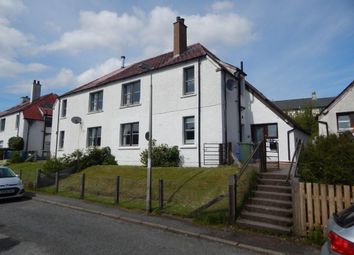 Thumbnail 2 bed flat for sale in York Drive, Portree, Isle Of Skye