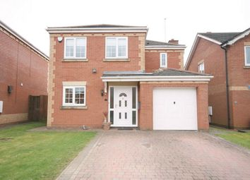 Thumbnail 4 bed detached house for sale in Crosswaters Close, Wootton Fields, Northampton