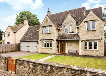 Thumbnail 4 bed detached house for sale in Mill Lane, Somerford Keynes, Cirencester