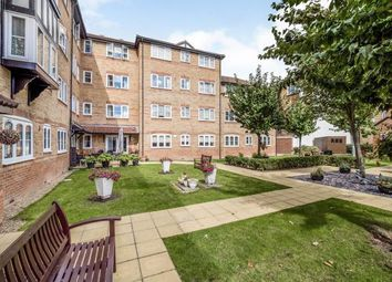 Thumbnail 1 bed flat for sale in Gibson Court, Regarth Avenue, Romford