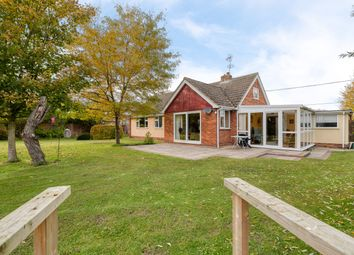 Thumbnail 3 bed detached bungalow for sale in Meldreth Road, Whaddon
