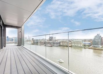 Thumbnail 3 bed flat to rent in Westbourne Apartments, Central Avenue, Fulham Riverside