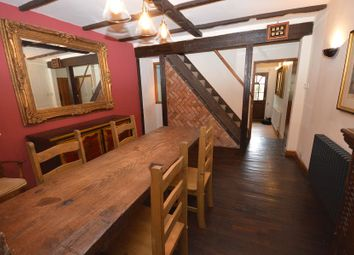 Thumbnail 2 bed terraced house to rent in Cutters Cottage, The Commons, Sandbach, Cheshire