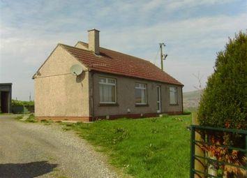 Thumbnail Detached bungalow to rent in Crockroy Cottage, Kirkconnel