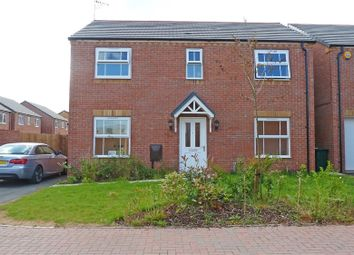 Thumbnail 4 bed detached house for sale in John Boyd Court, Coventry, West Midlands