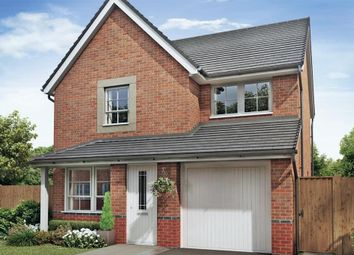 "Thumbnail 3 bed detached house for sale in ""Derwent"" at The Ridge, London Road, Hampton Vale, Peterborough"