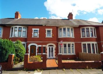 Thumbnail 3 bedroom terraced house for sale in Princes Avenue, Cardiff, Caerdydd