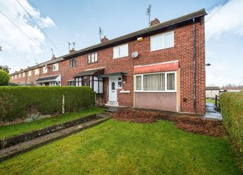 Thumbnail 3 bed terraced house for sale in New Road, Firbeck, Worksop