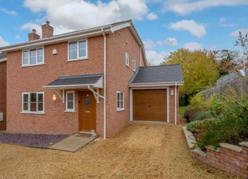 Thumbnail 3 bed detached house for sale in The Quillets, Ruyton Xi Towns, Shrewsbury
