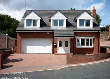 Thumbnail 5 bedroom detached house for sale in 10, Top Schwabe Street, Rhodes, Middleton, Manchester, Lancashire