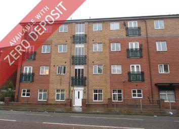 Thumbnail 2 bed flat to rent in Chorlton Road, Hulme, Manchester