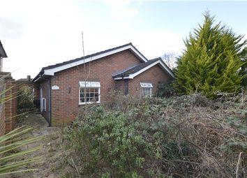 Thumbnail 3 bed detached bungalow for sale in Bisley Close, Worcester Park, Surrey