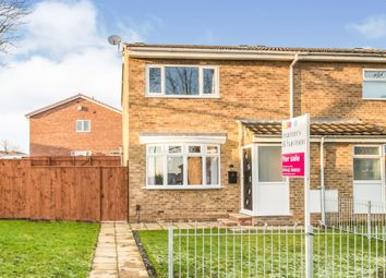 Thumbnail 2 bed semi-detached house for sale in Kempston Way, Norton, Stockton-On-Tees