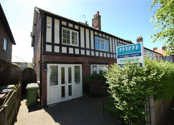 Thumbnail 4 bedroom end terrace house for sale in Rosedale Avenue, Crosby, Liverpool