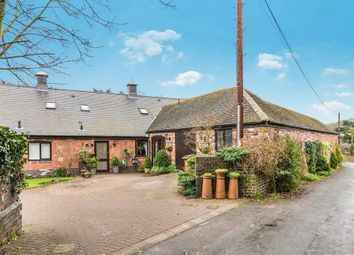Thumbnail 4 bed barn conversion for sale in School Lane, Hints, Tamworth
