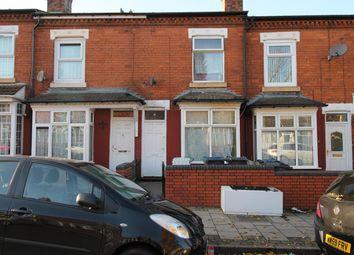 3 bed terraced house for sale in Membury Road, Saltley, Birmingham B8