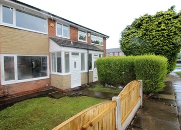 Thumbnail 3 bed terraced house to rent in Harwood Vale, Harwood, Bolton
