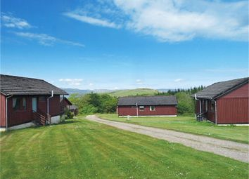 Thumbnail 2 bed property for sale in Meldalloch Lodges, Kilfinan, Tighnabruaich, Argyll And Bute