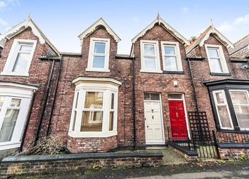 Thumbnail 4 bedroom terraced house for sale in Lorne Terrace, Ashbrooke, Sunderland