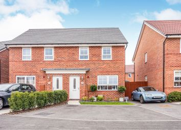 3 bed semi-detached house for sale in Twill Close, Nuneaton CV11