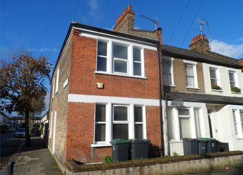 Thumbnail 3 bedroom end terrace house to rent in Etherley Road, London