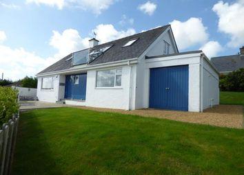 Thumbnail 4 bed bungalow for sale in Maes Awel, Abersoch, Gwynedd